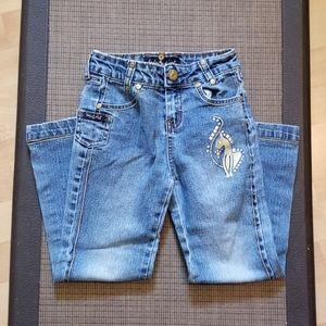 BABY PHAT GIRLZ Jeans (Size 5)
